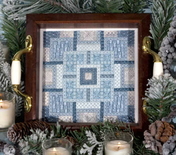 Winter Blues by Deb Bee's Designs