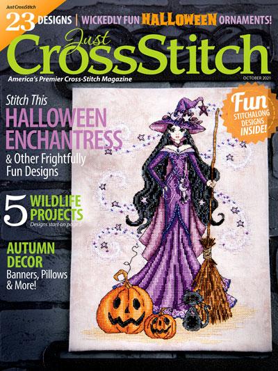 Just CrossStitch October 2021