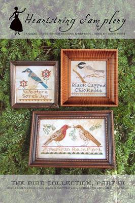 Heartstring Samplery Bird Collection, The - Part III