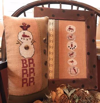 Brrrrrr by Amy Bruecken Designs