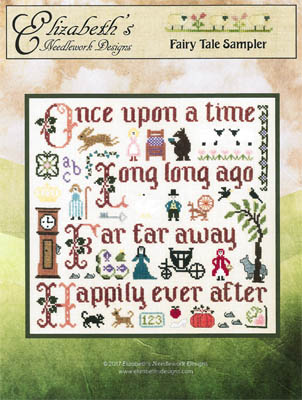 Elizabeth's Designs Needlework Fairy Tale Sampler