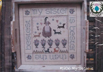 My Sister Is by Thistles