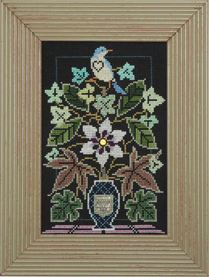 Tellin Emblem Leaves Of Love - Clematis
