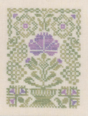 Elizabeth's Designs Needlework Easter Flower