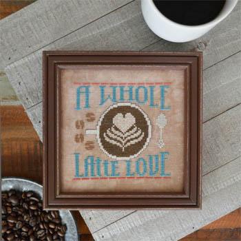 Hands On Designs Whole Latte Love