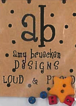 Loud And Proud Emb Pk by Amy Bruecken Designs