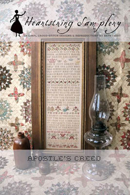 Apostle's Creed by Heartstring Samplery
