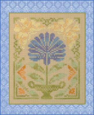Elizabeth's Designs Needlework Summertime