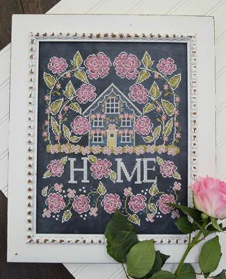 Hands On Designs Rose cottage