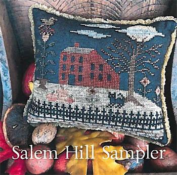 The Scarlet House Salem Hill Sampler