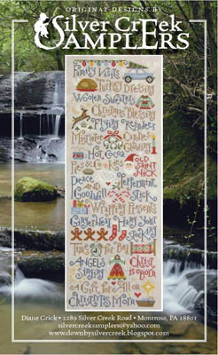 My Christmas List by Silver Creek Samplers