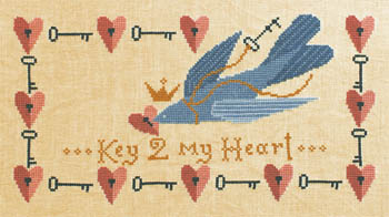 Key 2 My Heart by Artful Offerings