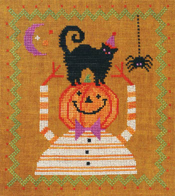 Happy Halloween Companions by Artful Offerings