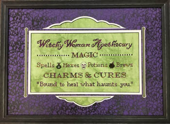 Foxwood Crossings Witchy Woman Apothecary