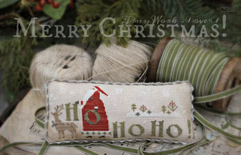 Merry Christmas by With Thy Needle & Thread