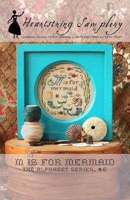 Heartstring Samplery M Is For Mermaid