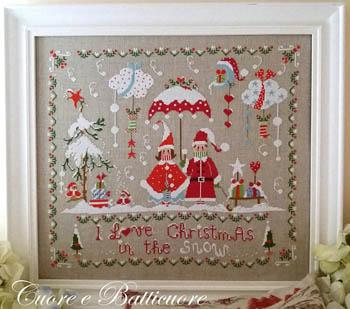 Cuore e Batticuore Christmas In The Snow
