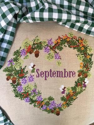 Lilli Violette Septembre