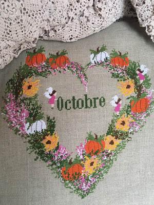Lilli Violette Octobre