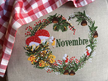 Lilli Violette Novembre