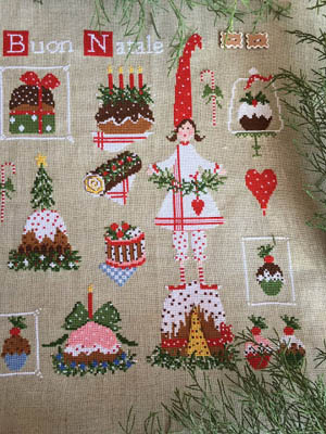 Lilli Violette Natale Al Cioccolato