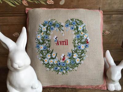 Lilli Violette Avril