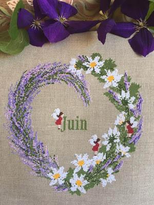 Lilli Violette Juin