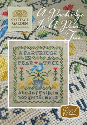 Cottage Garden Samplings Partridge In A Pear Tree