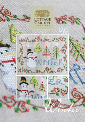 Winter by Cottage Garden Samplings