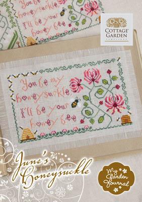 June's Honeycuskle by Cottage Garden Samplings