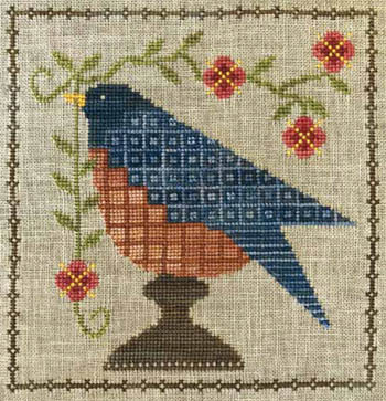 Artful Offerings Bluebird Garden