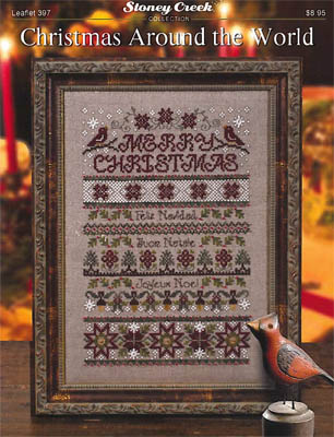Christmas Around The World by Stoney Creek Collection