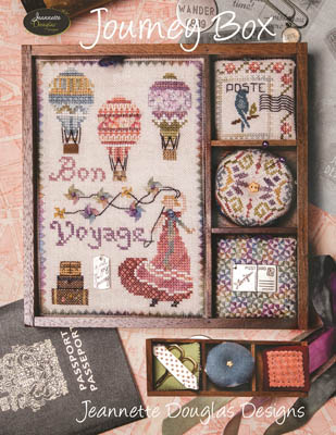Journey Box by Jeannette Douglas Designs