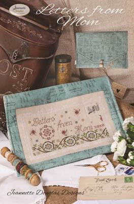 Jeannette Douglas Designs Letters From Mom 1 - Info & Envelope Cover