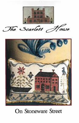 The Scarlet House On Stoneware street