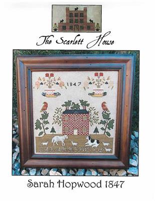 The Scarlet House Sarah Hopwood 1847