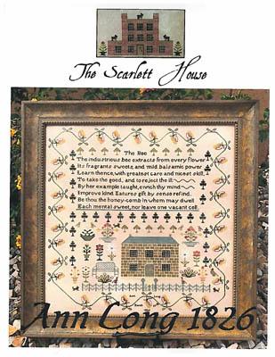 The Scarlet House Ann Long 1826