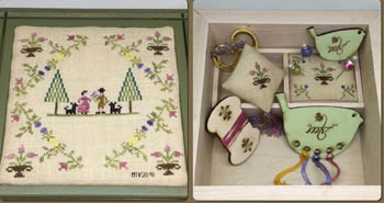 MTV Designs Our Springtime Sewing Box