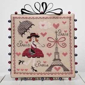 Tralala La Parisienne - The Parisian