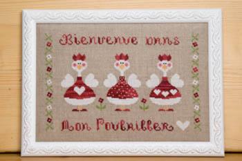 Dans Mon PoullaiIler - In My Henhouse by Tralala