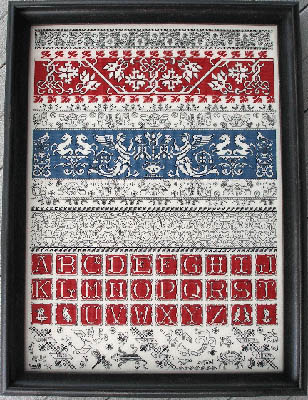 Corsica River Sampler by Queenstown Sampler Designs