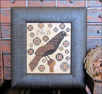 Crow No 5 by Kathy Barrick
