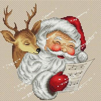 Santa Claus by Les Petites Croix De Lucie