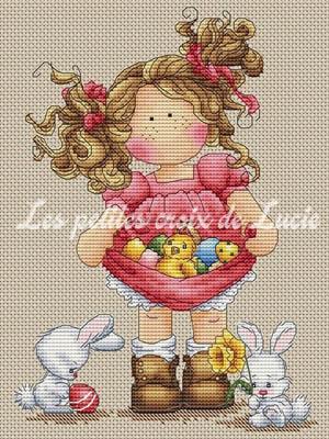 Happy Easter by Les Petites Croix De Lucie