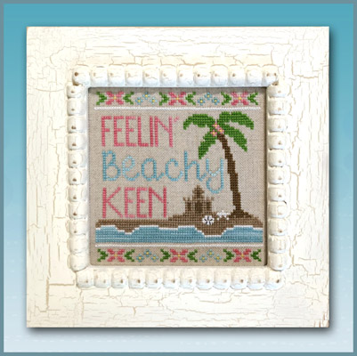Beachy Keen by Country Cottage Needleworks