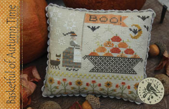 Basketful Of Autumn Time by With Thy Needle & Thread