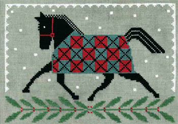 Horse Country Holiday by Artful Offerings