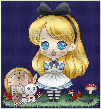 Alice by Les Petites Croix De Lucie