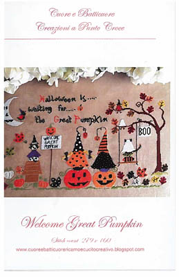 Cuore e Batticuore Welcome Great Pumpkin