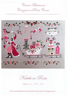 Natale In Rosa (Christmas In Pink) by Cuore E Batticuore